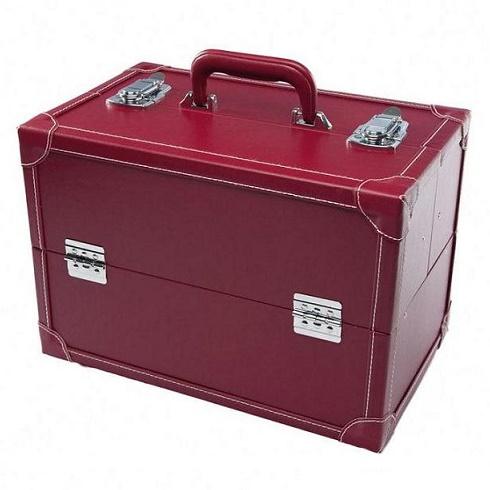 Coffrets valise et travailleuses coffrets valise for Coffret de rangement couture