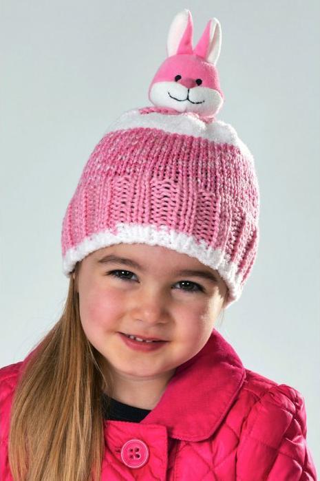 tricoter un bonnet avec une pelote de laine dmc